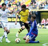 Hamburger vs Borussia Dortmund
