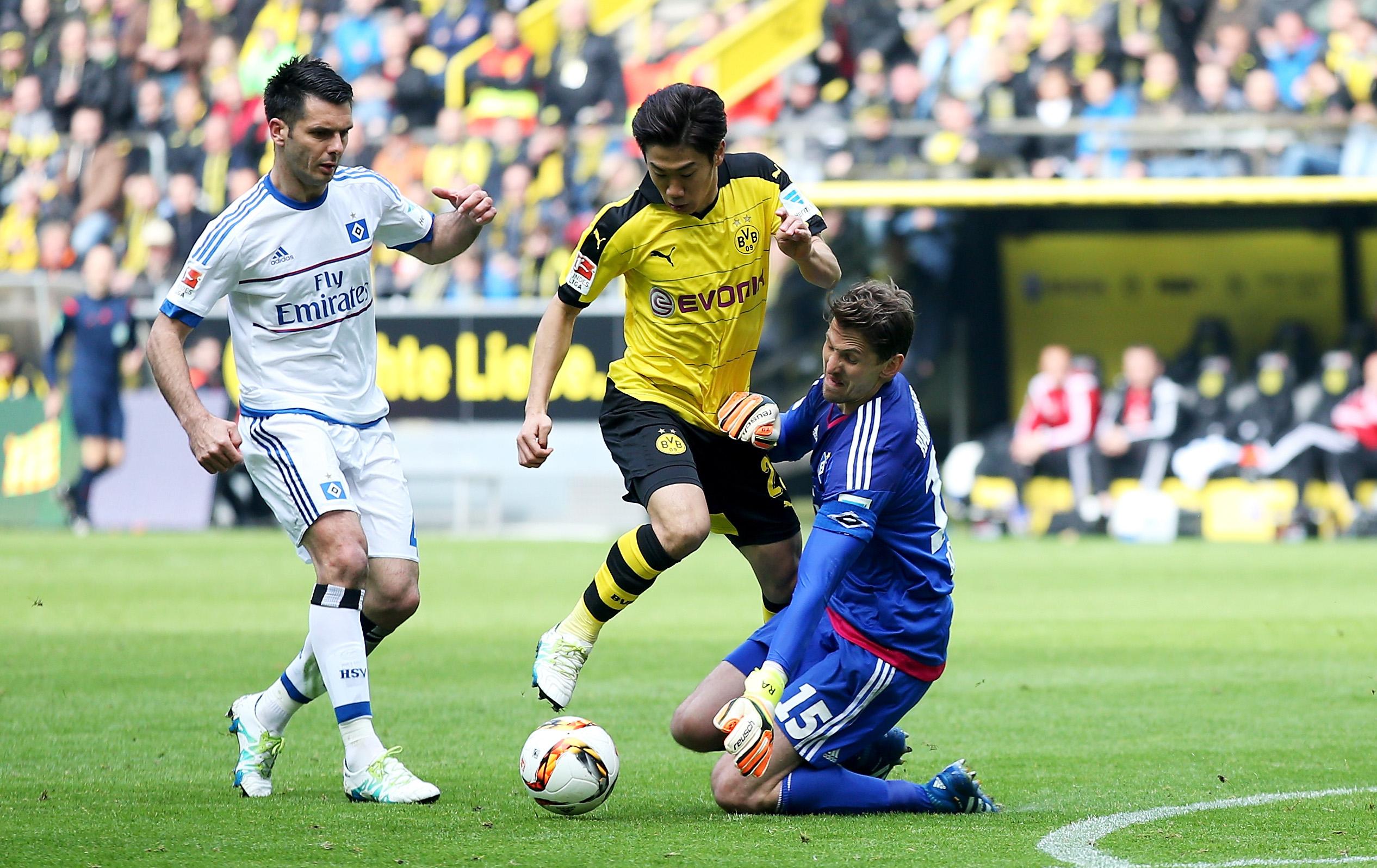 Borussia Dortmund Hamburg