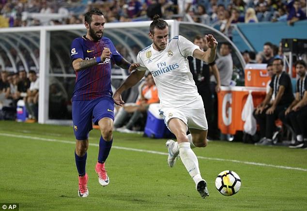 Gareth Bale lại bị chấn thương trở lại
