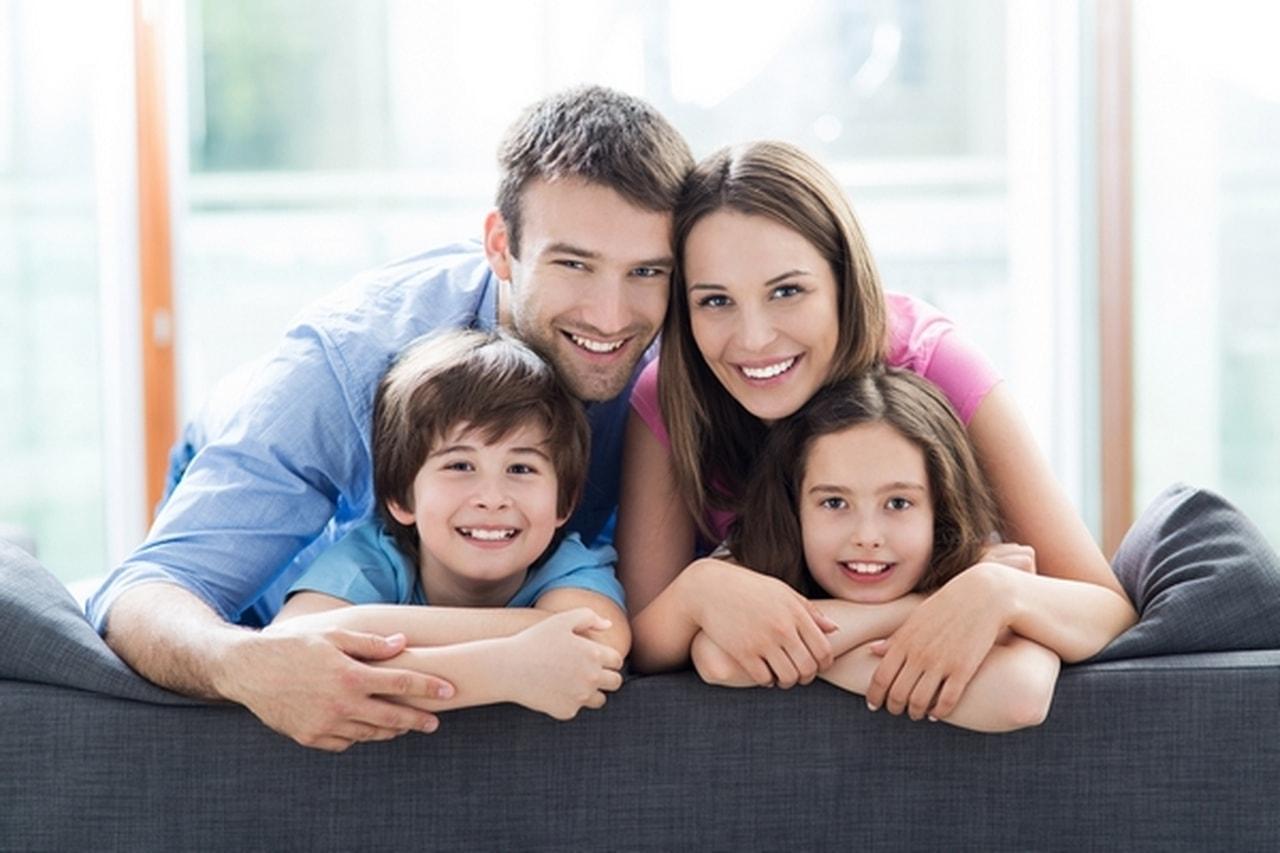 mơ gia đình