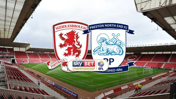 Preston vs Middlesbrough (01h45 ngày 26/09: Carabao Cup)