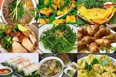 Nét đặc trưng của ẩm thực miền tây làm say lòng thực khách