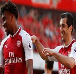 Tương lai Alex Iwobi và Henrikh Mkhitaryan sẽ ra sao?