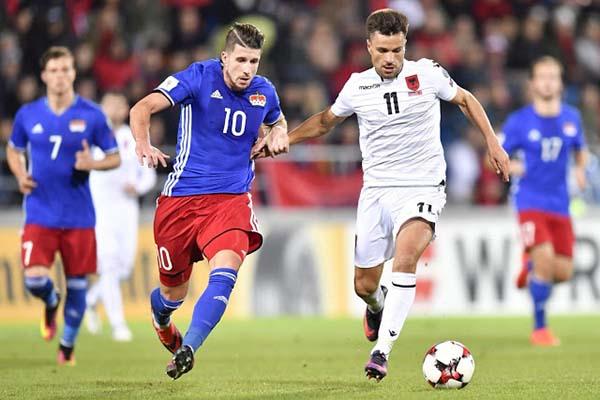 Nhận định Andorra vs Albania thứ 6 ngày 15-11-2019