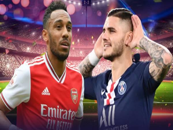 Arsenal dùng Aubameyang đổi Icardi?