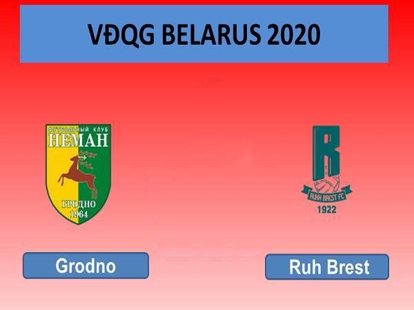 Nhận định Neman Grodno vs Rukh Brest, 21h00 ngày 9/5