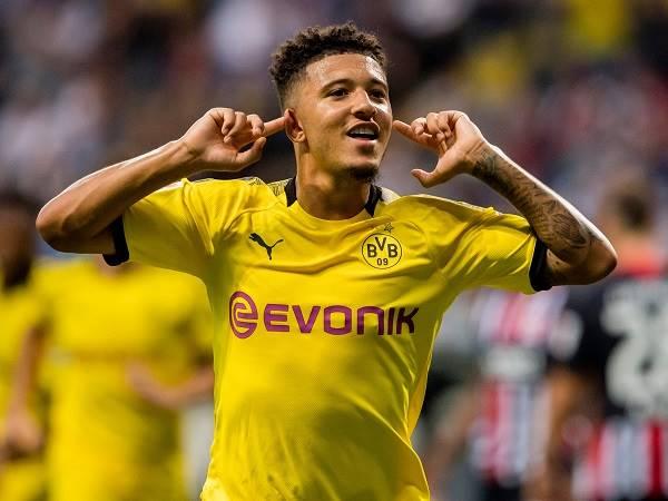 Tin MU 12/8: Thất vọng với Dortmund vụ Sancho