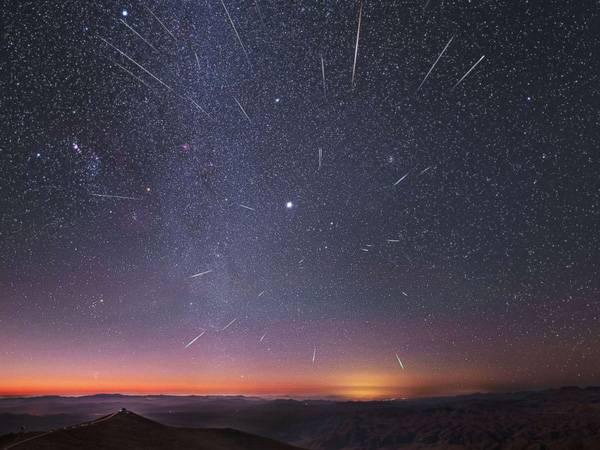 Mơ thấy sao băng là điềm báo điều gì?