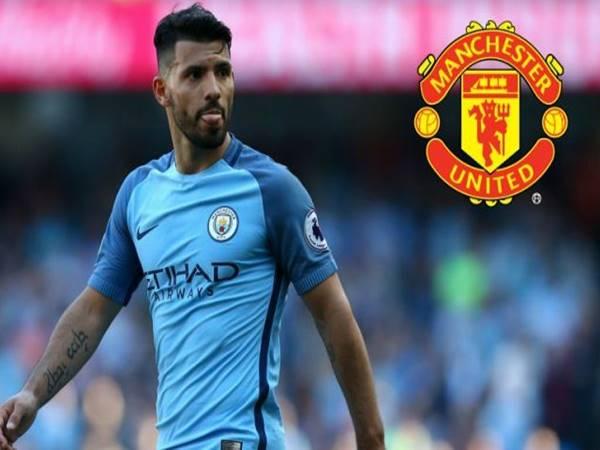 Bóng đá Anh 31/3: MU tính phương án chiêu mộ Aguero