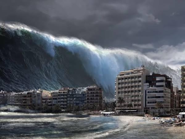 Mơ thấy sóng thần đánh con nào dễ trúng và có điềm gì