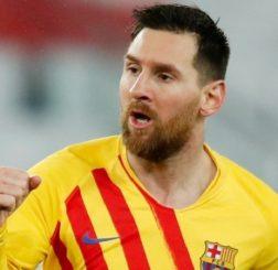 Tin bóng đá tối 9/4: Messi đứng trước siêu kỷ lục ở Barca