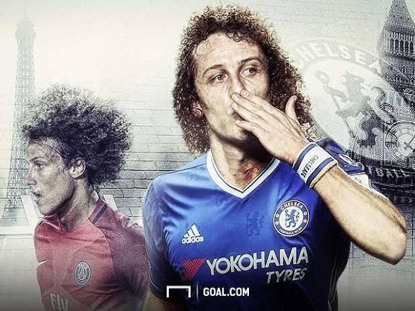David Luiz sẽ là Bonucci của Chelsea