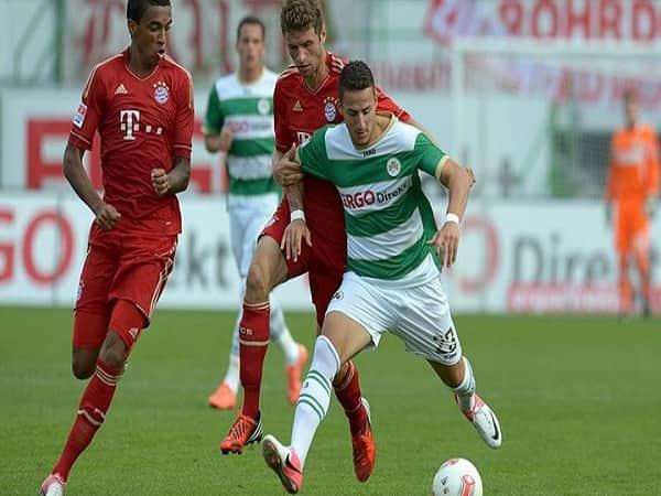 nhận định Greuther Furth vs Bayern Munich 25/9